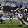 VIDEO – Napoli-Juve, quando Diego sfidò la fisica e vinse
