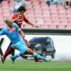 Club russo chiede una bandiera del Napoli