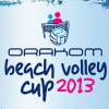 Tutto pronto per l'Orakom Beach Volley Cup