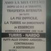FOTO – Turris, i tifosi invitano a sostenere la squadra in vista del Nardò